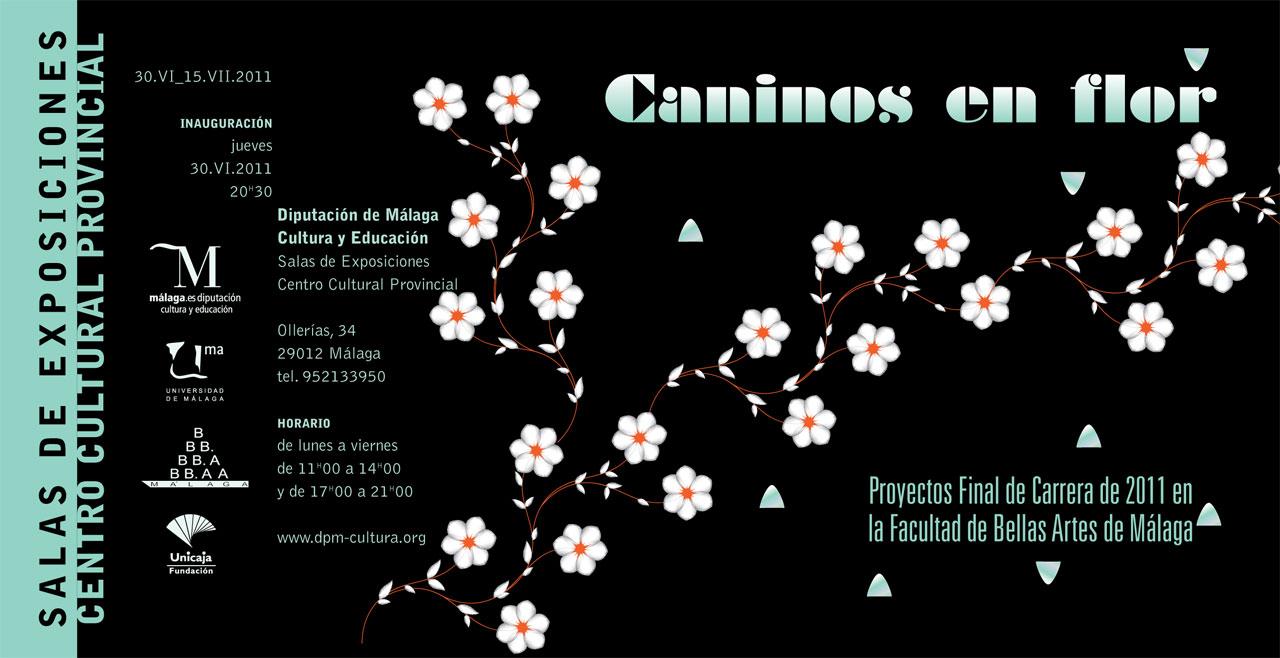 "Exposición ""CANINOS EN FLOR"" – Proyectos Final de Carrera 2011"