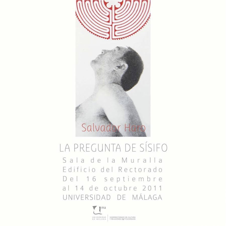 """Exposición """"LA PREGUNTA DE SÍSIFO"""" – de Salvador Haro"""