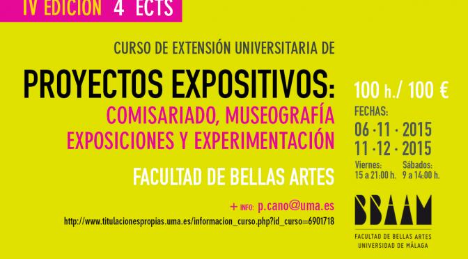 IV PROYECTOS EXPOSITIVOS Pepa Cano