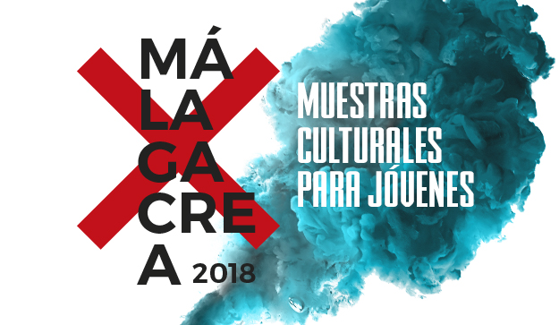 MÁLAGA CREA 2018. ABIERTO PLAZO DE INSCRIPCIÓN.