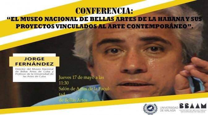 Cartel Conferencia Jorge Fernandez Vertical copia copia