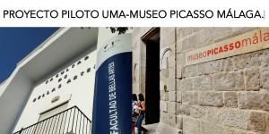 proyecto piloto uma museo picasso