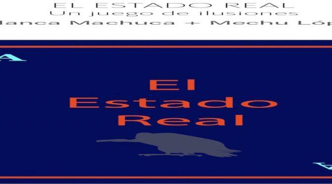 """EXPOSICIÓN """"EL ESTADO REAL. UN JUEGO DE ILUSIONES"""" DE BLANCA MACHUCA JUNTO A MENCHU LÓPEZ. 17/01/19-8 /02/19. GALERÍA H20, BARCELONA."""