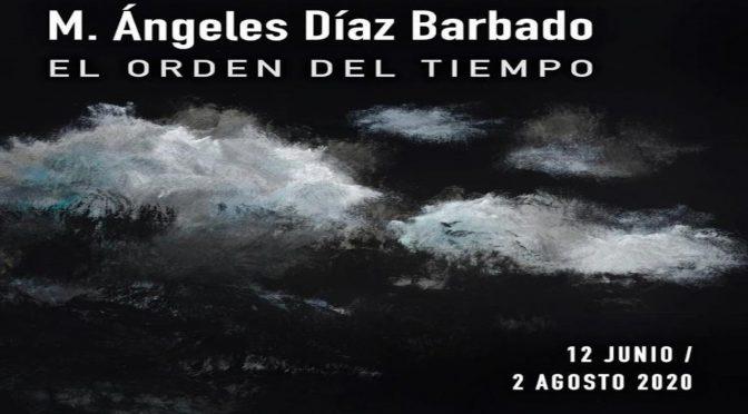 """Inauguración de la exposición """"el orden del tiempo"""" de Mª Ángeles Díaz Barbado, profesora de fotografía de la facultad de BB.AA.  12/06/20. 13:00. CAC Málaga- la coracha."""