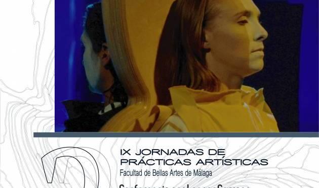 """Conferencia """"Cómo ver en un cuarto, cosas que no están"""" de Leonor Serrano. 6/04/21. 11:00. S. de Actos de la Facultad de BB.AA. + retransmisión telemática."""